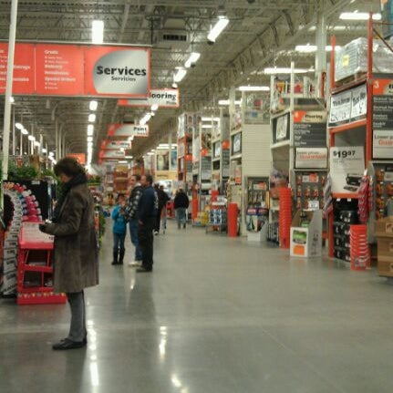 The Home Depot 1 Tip From 1398 Visitors