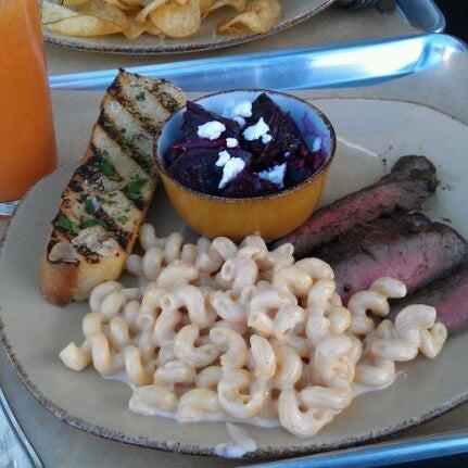 Photo taken at Urban Plates by Matt H. on 1/2/2012