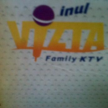 Photo taken at Inul Vizta by Driyan M. on 10/29/2011