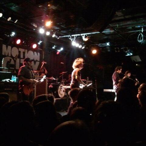 Photo taken at Paradise Rock Club by Brandon R. on 9/15/2011