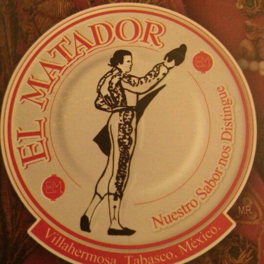 Foto tomada en Restaurante El Matador por Salvador M. el 4/8/2012