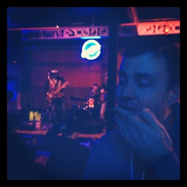 Photo taken at Blue Moon by Leonardo D. on 3/10/2012