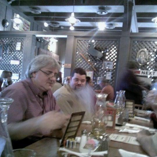 Photo taken at Cracker Barrel by Caroline A. on 1/5/2012