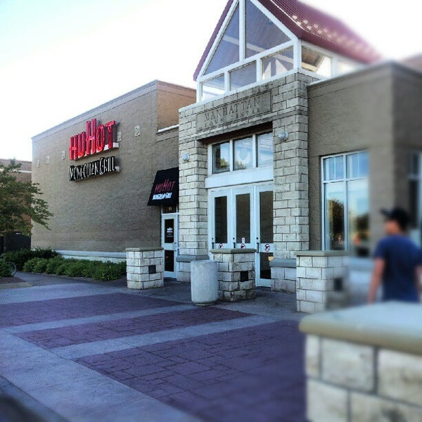 Photo taken at HuHot Mongolian Grill by Royce C. on 9/10/2012