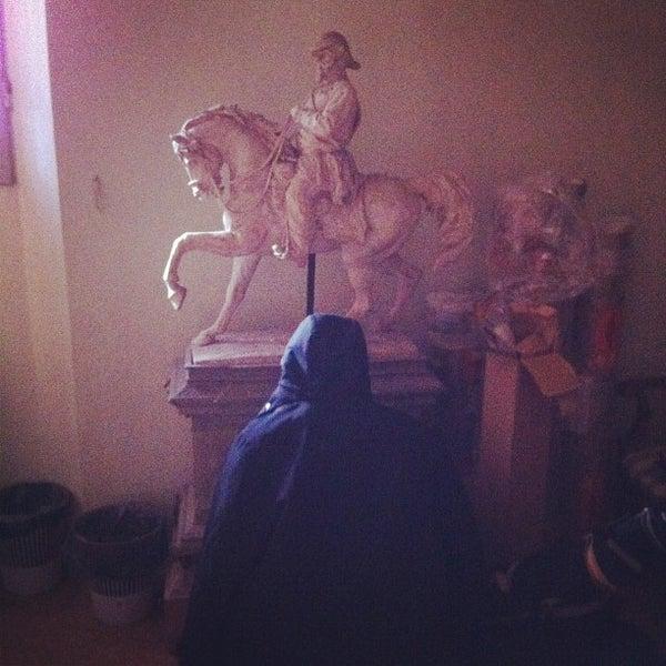 Photo taken at Accademia delle Belle Arti by Thomas B. on 4/20/2012