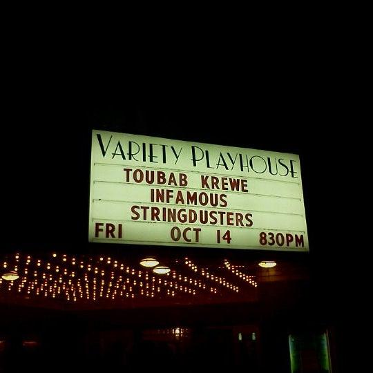 10/15/2011 tarihinde Steven S.ziyaretçi tarafından Variety Playhouse'de çekilen fotoğraf