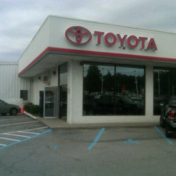 Photo taken at DCH Wappingers Falls Toyota by Jim M. on 9/11/2011