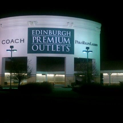 Edinburgh Outlet Mall Shoe Stores