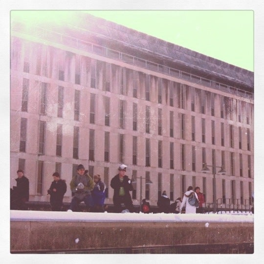 Photo taken at Cornell University by Daniel S. on 2/15/2011