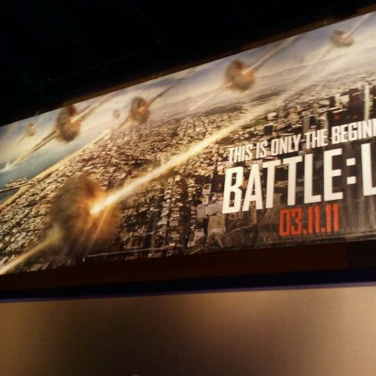 Photo taken at Harkins Theatres Tempe Marketplace 16 by John H. on 2/27/2011