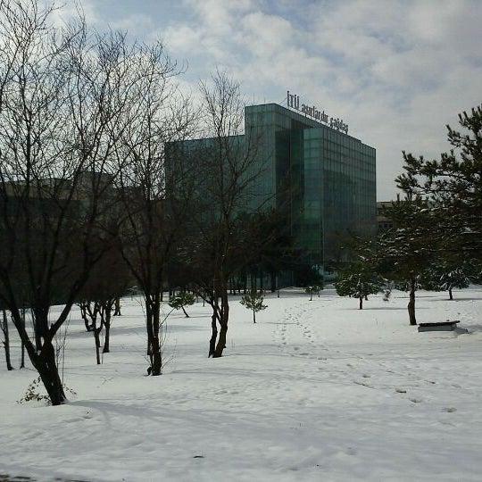 Foto diambil di İstanbul Teknik Üniversitesi oleh Atakan D. pada 1/28/2012