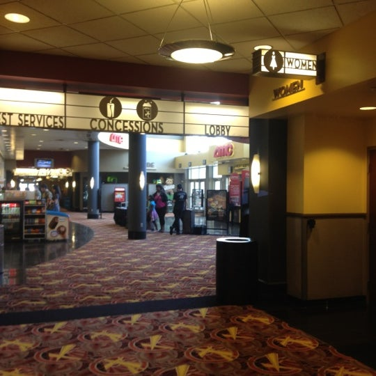 Photo taken at AMC Victoria Gardens 12 by Jason B. on 5/11/2012