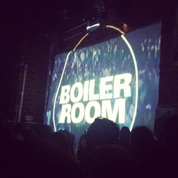 Boiler Room Techno: Elephant And Castle