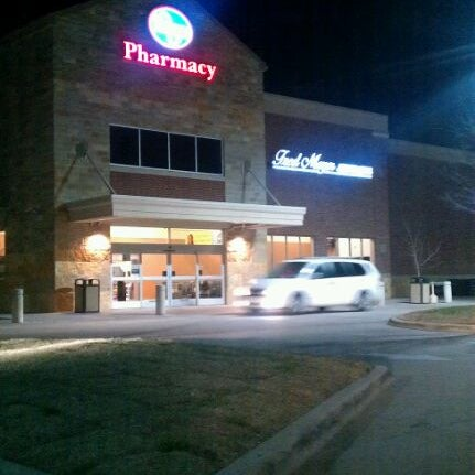 Photo taken at Kroger Marketplace by Andrew C. on 1/20/2012