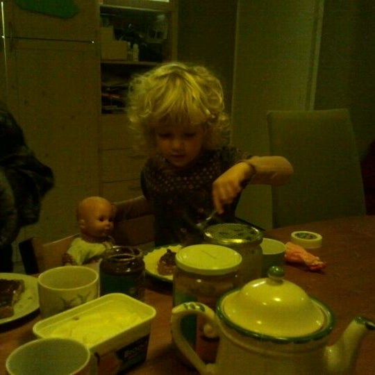 Photo taken at Breakfast Table by Elza v. on 11/29/2011