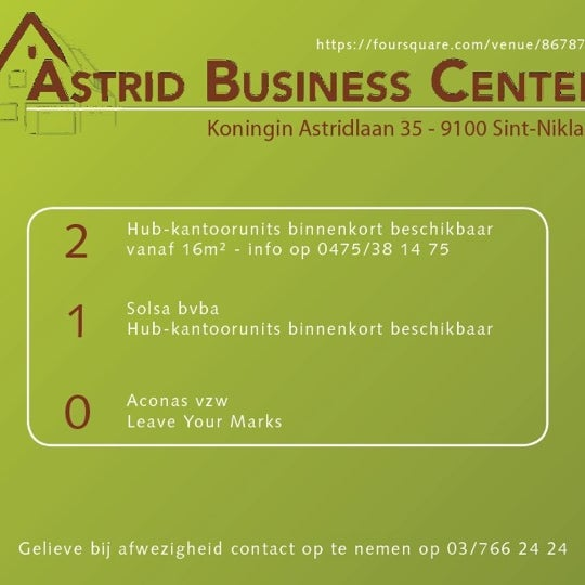 Photo taken at Astrid Business Center by Leave Your Marks on 7/20/2011