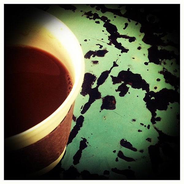 Photo taken at Jo's Coffee by Marilena B. on 6/20/2012