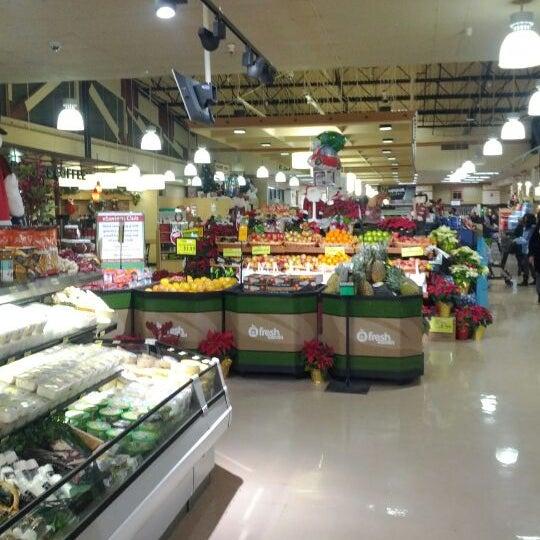Fresh Market - Grocery Store