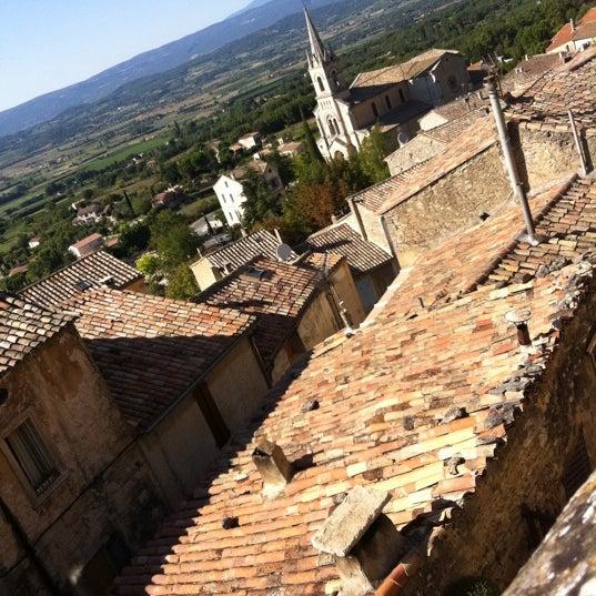 Le Luberon : mon coin de paradis !!!