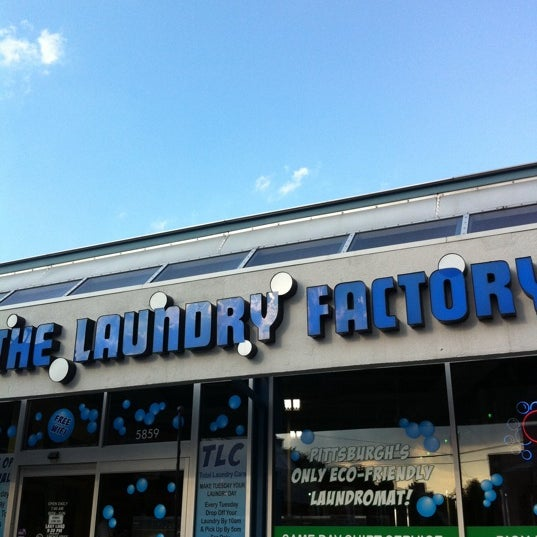 Photo taken at Laundry Factory by Craig B. on 8/1/2011