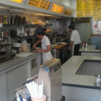 Photo taken at Alpha Donuts by Raul J. on 8/27/2012