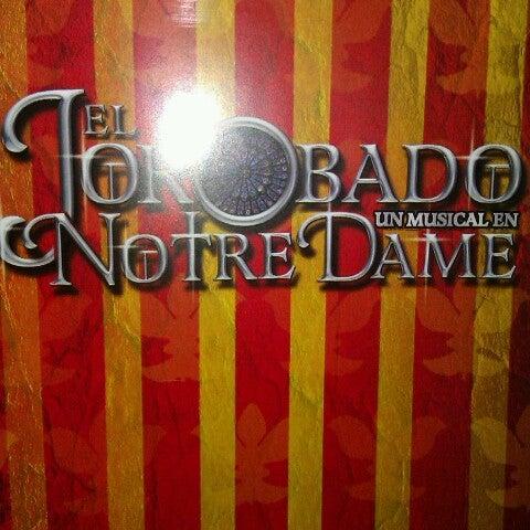 Foto tirada no(a) Teatro Aldama por Guillermo Y. em 6/10/2012