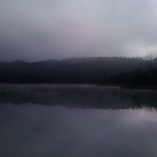 Photo taken at Lake Ilsanjo by Dave B. on 8/30/2011