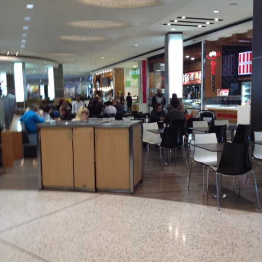 Hornsby Westfield Food Court