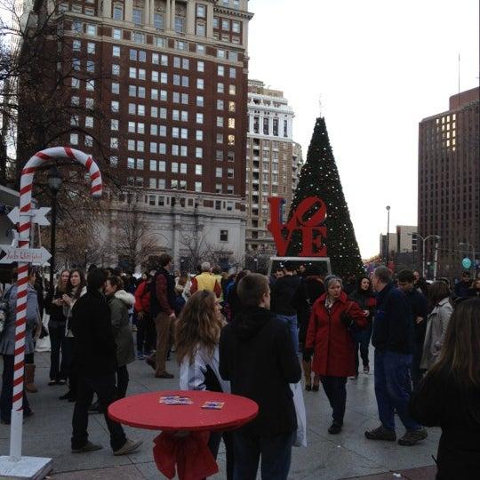 Das Foto wurde bei Christmas Village von Roman Z. am 12/3/2011 aufgenommen