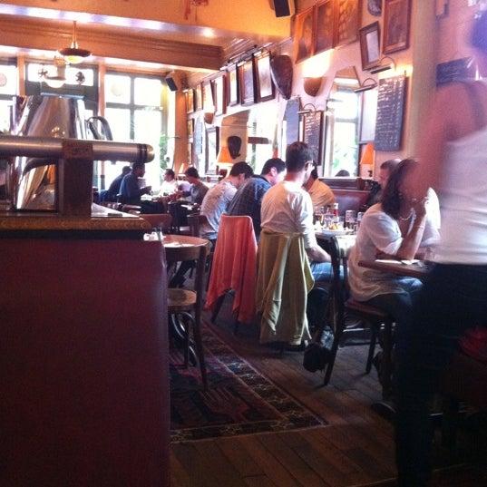 Photo taken at Café de l'Industrie by pascal d. on 8/3/2011
