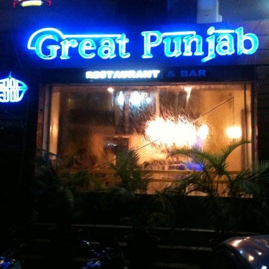 4/15/2012にMihir D.がGreat Punjabで撮った写真
