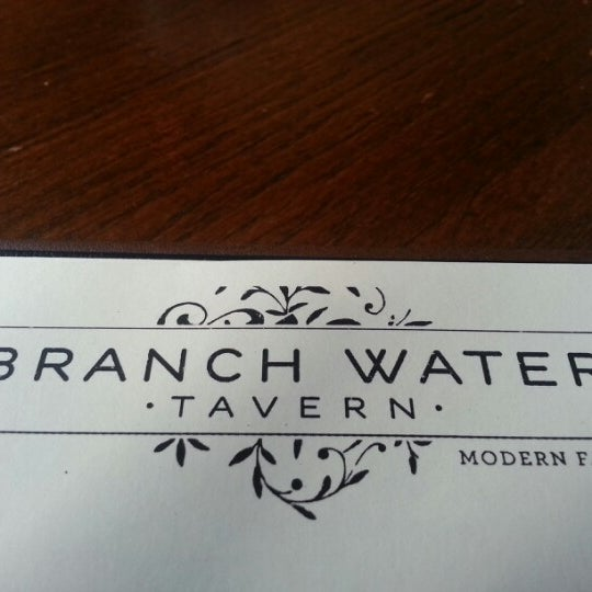 Photo taken at Branch Water Tavern by Soleil W. on 9/2/2012