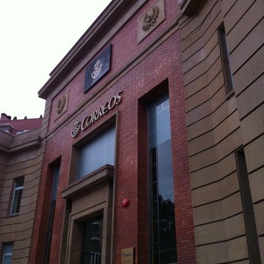 Oficina correos pl d 39 espanya 1 for Oficina correos barcelona