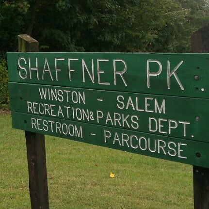 Photo taken at Shaffner Park by Alex E. on 9/26/2011