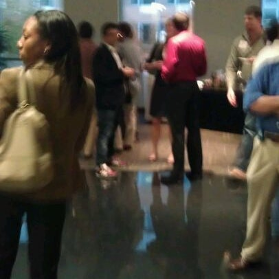 Photo taken at Georgia Tech Hotel and Conference Center by Vlad G. on 10/26/2011