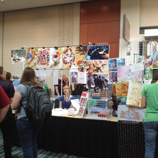 Photo taken at Animazement 2012 by B-MAN on 5/27/2012
