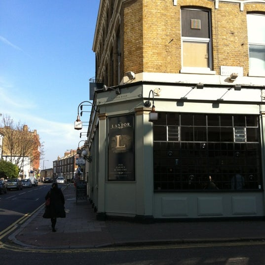 Cool Places In London For Lunch: Pub In London