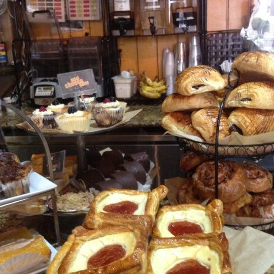 Photo taken at LA Café by Alainna D. on 7/15/2012