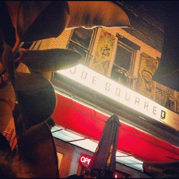 Photo taken at Joe Squared Pizza & Bar by Danielle B. on 8/22/2012