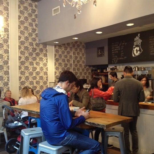 Das Foto wurde bei Culture Espresso von stephanie am 6/5/2012 aufgenommen