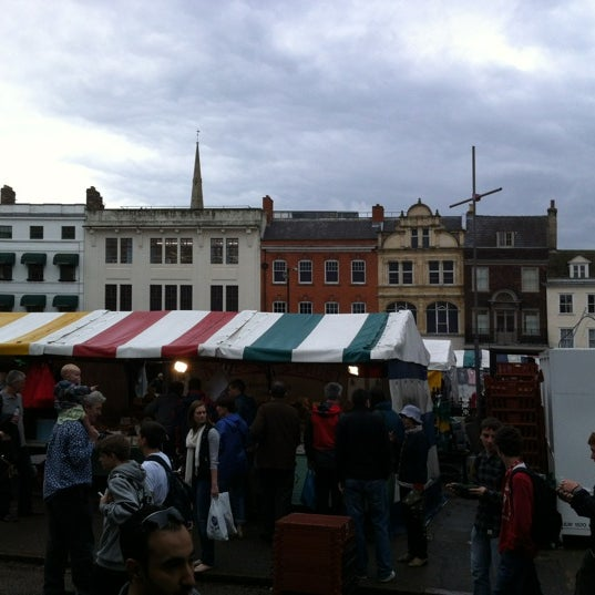 Photo taken at Cambridge Market by Ilnur M. on 7/14/2012
