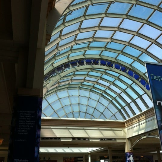 Photo taken at King of Prussia Mall by Matt R. on 4/21/2012