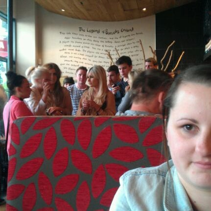 Photo taken at Nando's by Dean H. on 5/2/2012