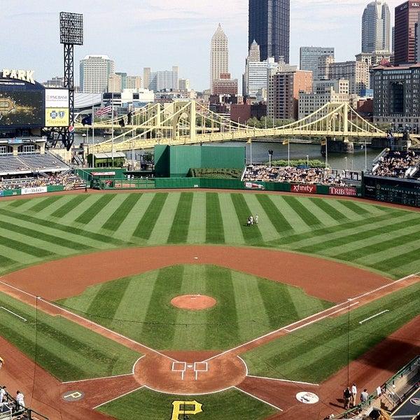 Pirates Baseball Stadium Tours