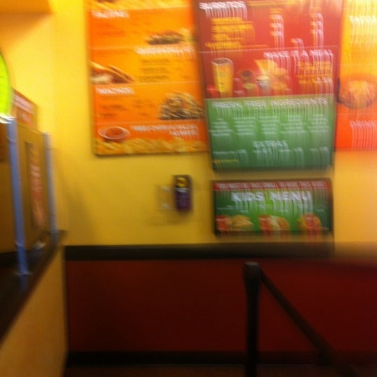 Photo taken at Moe's Southwest Grill by john s. on 8/24/2012