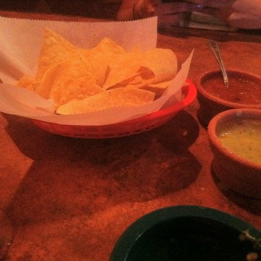 Photo taken at Mamacitas Mexican Restaurant by Rabiya R. on 5/18/2012