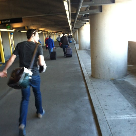 Photo taken at Sea-Tac Airport Parking Garage by Raymond E. on 4/13/2012