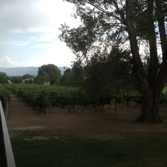 Photo taken at The Winery at Holy Cross Abbey by Joe G. on 7/6/2012