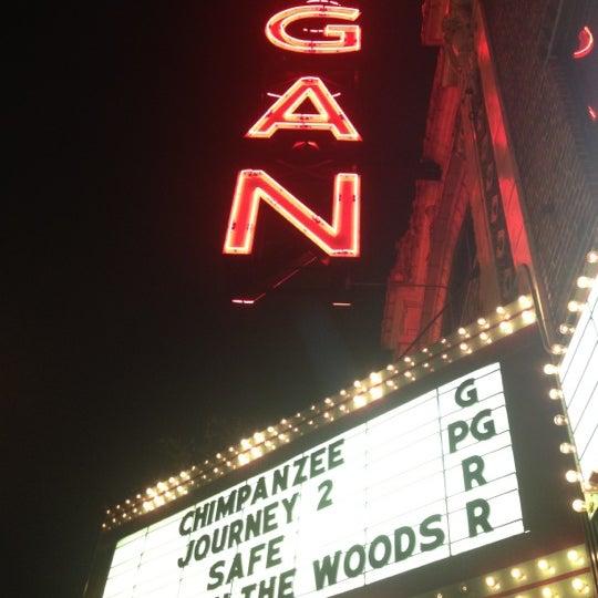 Photo taken at Logan Theatre by Kenzie on 5/16/2012