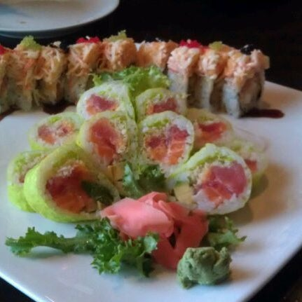 Photo taken at Kyoto Japanese Restaurant by Joy S. on 5/17/2012